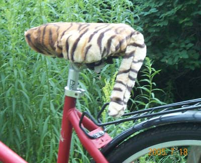 Cykelsadel