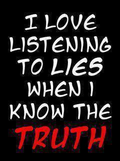 Ärlighet varar alltid längst
