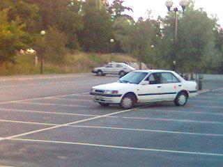 Parkeringsproblem