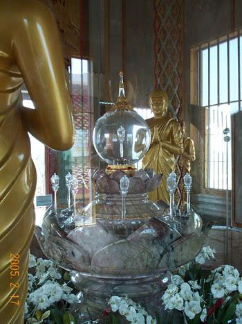 Buddhas tänder